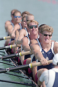 St Catherines, CANADA,  Men's Eight. USA M8+.Bryan VOLPENHEIN (b) , Robert KAEHLER (2) , Peter COLLINS (3) , Tom WELSH (4) , Michael WHERLEY (5) , Jeffrey KLEPACKI (6) , Garrett MILLER (7) , Christian AHRENS (s) , Pete CIPOLLONE (c) the 1999 World Rowing Championships - Martindale Pond, Ontario. 08.1999..[Mandatory Credit; Peter Spurrier/Intersport-images]  ..St Catherines, CANADA,  Men's Eight. USA M8+. .Bryan VOLPENHEIN (b) , Robert KAEHLER (2) , Peter COLLINS (3) , Tom WELSH (4) , Michael WHERLEY (5) , Jeffrey KLEPACKI (6) , Garrett MILLER (7) , Christian AHRENS (s) , Pete CIPOLLONE (c) 1999 World Rowing Championships - Martindale Pond, Ontario. 08.1999..[Mandatory Credit; Peter Spurrier/Intersport-images]   ... 1999 FISA. World Rowing Championships, St Catherines, CANADA