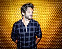 **HOLD FOR STORY** Music Artist Thomas Rhett  poses for a photo at Sinema Restaurant & Bar on Tuesday September 15, 2015 in Nashville, Tenn. (Photo by Donn Jones/Invision/AP)