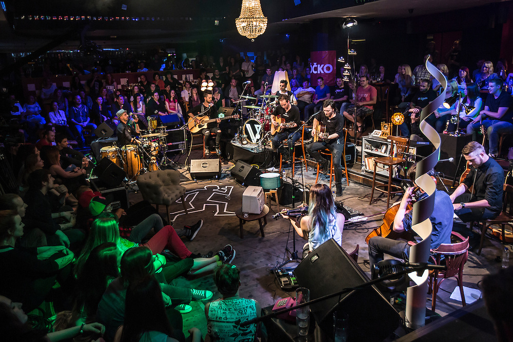 IMODIUM - G2 Acoustic Stage - koncert - live DVD