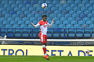 Marlon Romeo during the EFL Sky Bet Championship match between Sheffield Wednesday and Millwall at Hillsborough, Sheffield, England on 7 November 2020.