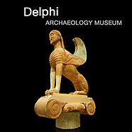Delphi Archaeological Museum Artefacts & Antiquities - Pictures & Images -