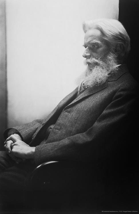 Havelock Ellis, English author, Sexual Psychologist and Social Reformer, 1922
