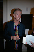David Mach, The Royal Academy Schools dinner and auction. Royal Academy. London. 27 March 2007.  -DO NOT ARCHIVE-© Copyright Photograph by Dafydd Jones. 248 Clapham Rd. London SW9 0PZ. Tel 0207 820 0771. www.dafjones.com.