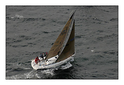 Day 2 of the Bell Lawrie Scottish Series with wild conditions on Loch Fyne for all fleets. Exhilarating and testing racing for Boats and crew...Class 2 3830C Salamander XVIII.