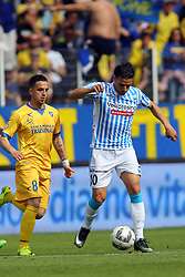 "Foto Filippo Rubin<br /> 26/03/2017 Ferrara (Italia)<br /> Sport Calcio<br /> Spal vs Frosinone - Campionato di calcio Serie B ConTe.it 2016/2017 - Stadio ""Paolo Mazza""<br /> Nella foto: SERGIO FLOCCARI<br /> <br /> Photo Filippo Rubin<br /> March 26, 2017 Ferrara (Italy)<br /> Sport Soccer<br /> Spal vs Frosinone - Italian Football Championship League B ConTe.it 2016/2017 - ""Paolo Mazza"" Stadium <br /> In the pic: SERGIO FLOCCARI"