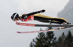 William Rhoads (USA) during Ski Flying Hill Men's Team Competition at Day 3 of FIS Ski Jumping World Cup Final 2017, on March 25, 2017 in Planica, Slovenia. Photo by Vid Ponikvar / Sportida