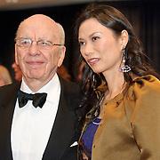 Rupert Murdoch, Wendi Deng