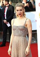 Vanessa Kirby, Virgin TV British Academy Television Awards, Royal Festival Hall, London UK, 13 May 2018, Photo by Richard Goldschmidt