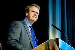 General Election 2017 Dumfries Count :: Alister Jack, Conservative at the count<br /> <br /> (c) Andrew Wilson | Edinburgh Elite media