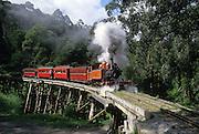 Puffing Billy, Dandenong, Australia