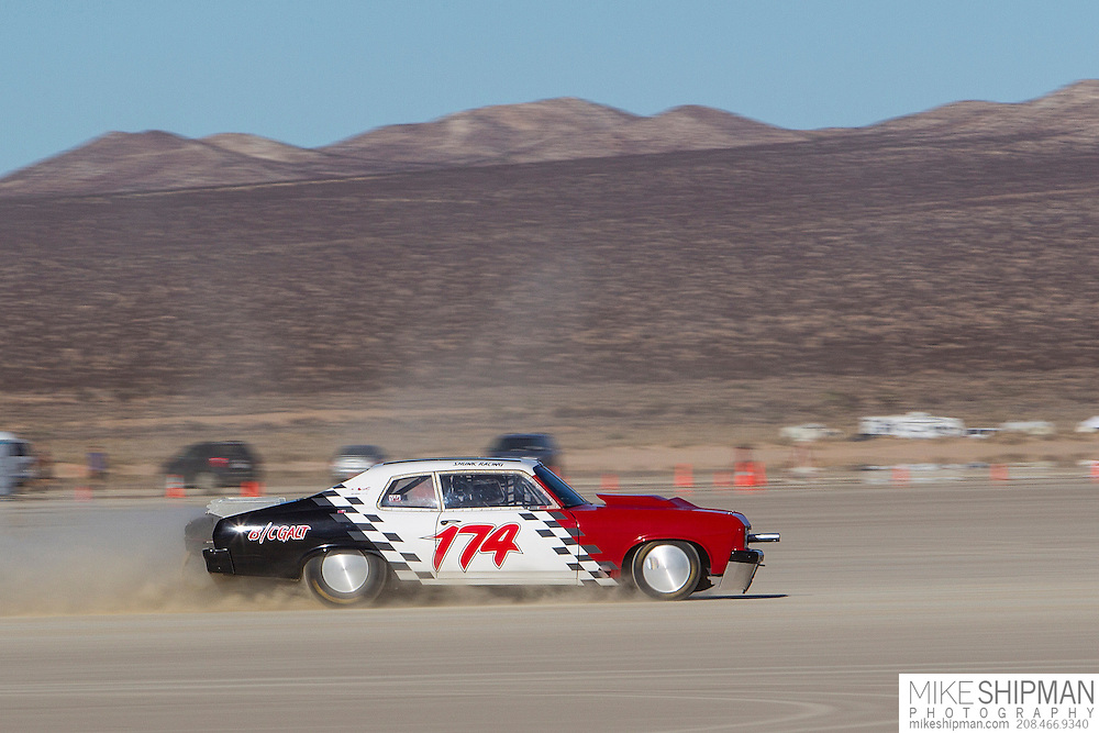 Shunk Racing, 174, eng B, body CGALT, driver Steve Shunk, 111.557 mph, record 203.179