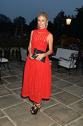 LAURA BAILEY at a party hosed by the US Ambassador to the UK Matthew Barzun, his wife Brooke Barzun and editor of UK Vogue Alexandra Shulman in association with J Crew to celebrate London Fashion Week held at Winfield House, Regent's Park, London on 16th September 2014.