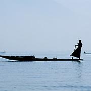 Inle Lake, Myanmar, Asia