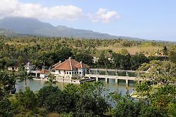 Koenigspalast bei Amlapura, UJUNG WATER PALAST, TAMAN SUKASADA, royal palace of the former king close to Amlapura, TAMAN SUKASADA, UJUNG WATER PALAST, Amlapura, Bali, Indonesien, Indonesia Asien, Asia
