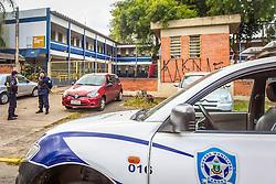 Ronda Escolar (Guarda Municipal) no Território da Paz, em Canoas. FOTO: André Feltes/ Agencia Preview