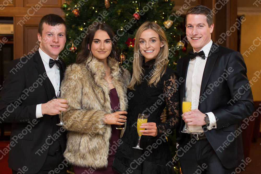 Jack Browne, Sorcha Crimmins, Kate Molony and Brian Carrig