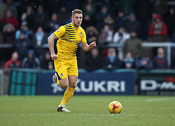 Lee Brown of Bristol Rovers - Mandatory byline: Robbie Stephenson/JMP - 27/02/2016 - FOOTBALL - Adams Park - Wycombe, England - Wycombe Wanderers v Bristol Rovers - Sky Bet League Two