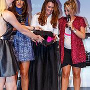NLD/Amsterdam/20150827 - Presentatie TOVxChantal bag, Sarissa Ling, Quinty Trustfull en Chantal Bles