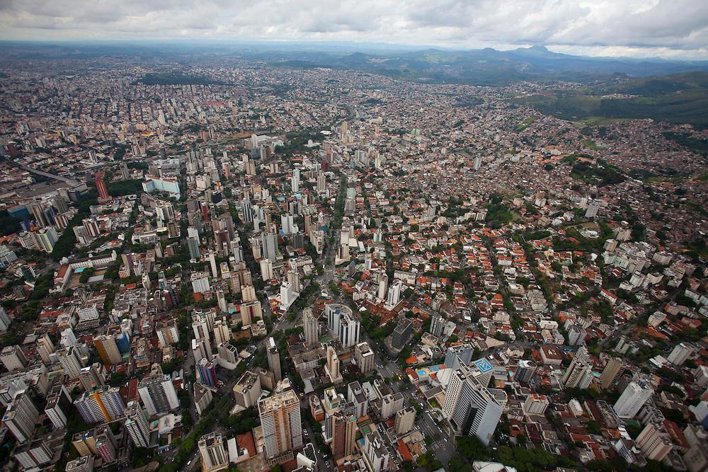 Belo Horizonte_MG, Brasil...Vista aerea de Belo Horizonte, Minas Gerais...Aerial view of Belo Horizonte, Minas Gerais...Foto: LEO DRUMOND / NITRO