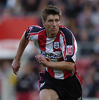 Photo: Jonathan Butler.<br />Southampton v Stoke City. Coca Cola Championship. 21/10/2006.<br />Grzegorz Rasiak of Southampton.