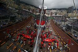May 24, 2018 - Monte Carlo, Monaco - Motorsports: FIA Formula One World Championship 2018, Grand Prix of Monaco, ..#5 Sebastian Vettel (GER, Scuderia Ferrari) (Credit Image: © Hoch Zwei via ZUMA Wire)