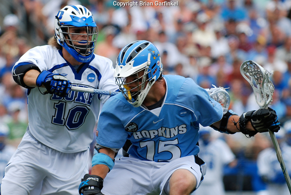 Baltimore, Maryland - 2007 NCAA Lacrosse Finals - Hopkins beat Duke 12-11 in the Division I Championship Game on May 28th 2007. Baltimore, Maryland - 2007 NCAA Lacrosse Finals - Hopkins beat Duke 12-11 in the Division I Championship Game on May 28th 2007. Baltimore, Maryland - 2007 NCAA Lacrosse Finals - Hopkins beat Duke 12-11 in the Division I Championship Game on May 28th 2007. Baltimore, Maryland - 2007 NCAA Lacrosse Finals - Hopkins beat Duke 12-11 in the Division I Championship Game on May 28th 2007.