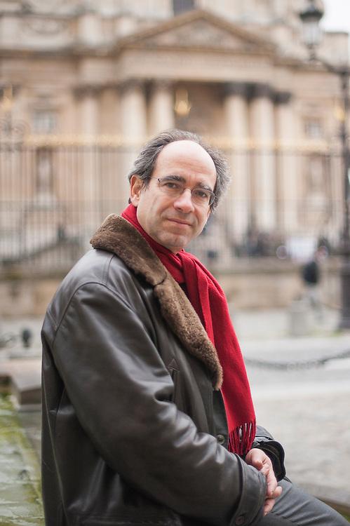 Pierre Lévy-Soussan, French, psychiatrist, psychoanalyst.