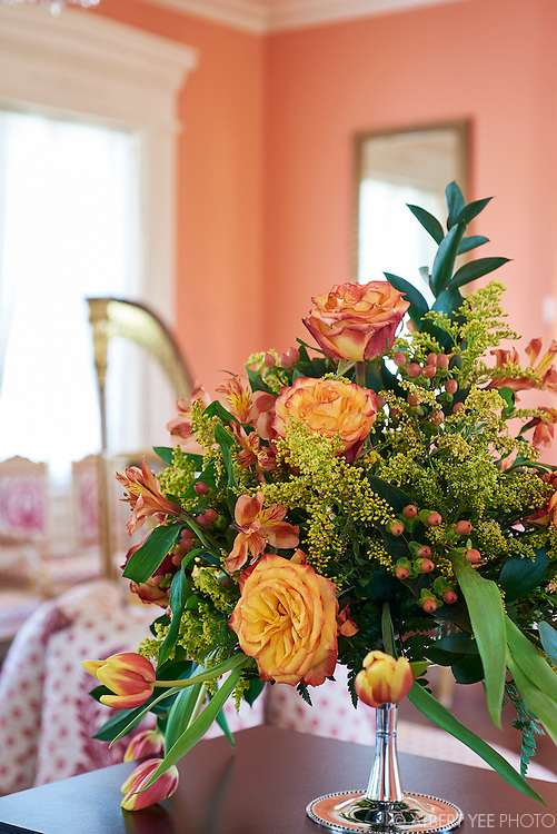 April 16-17, 2016<br /> Join us as we celebrate spring with the art of floral design within the exquisite settings of six historic houses in Fairmount Park. Explore each house's first floor, decorated by local garden clubs and florists, inspired by the house's architecture, collections and interior design. Friendly hosts will greet you and answer questions regarding the displays and the house's rich history. Participating houses include Cedar Grove, Laurel Hill, Lemon Hill, Ormiston, Historic Strawberry Mansion, and Woodford.