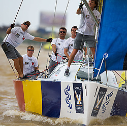 2008 Monsoon Cup. Ian Williams (Sunday the 7th December 2008). .