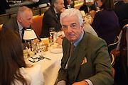 NICKY HASLAM, Vanity Fair Lunch hosted by Graydon Carter. 34 Grosvenor Sq. London. 14 May 2013