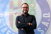 Getafe CF's coach Jose Bordalas during interview. May 04, 2018. (ALTERPHOTOS/Acero)