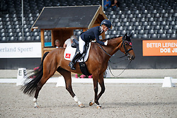 Van Der Horst Rixt, NED, Findsley<br /> Nederlands Kampioenschap Dressuur <br /> Ermelo 2018<br /> © Hippo Foto - Dirk Caremans<br /> 29/07/2018