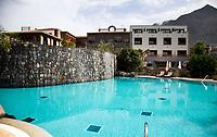 TENERIFE - BUENAVISTA Golf . Hotel Meliá Hacienda del Conde.  COPYRIGHT KOEN SUYK