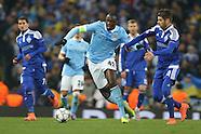 Manchester City v Dynamo Kiev 150316