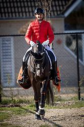 Gal Edward, NED, Glock's Total US<br /> CDI3* Opglabbeek<br /> © Hippo Foto - Sharon Vandeput<br /> 23/04/21