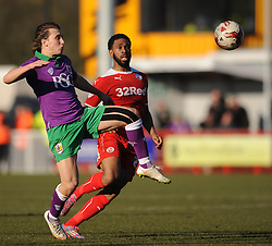 Bristol City's Luke Freeman - Photo mandatory by-line: Dougie Allward/JMP - Mobile: 07966 386802 - 07/03/2015 - SPORT - Football - Crawley - Broadfield Stadium - Crawley Town v Bristol City - Sky Bet League One