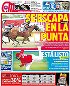 March 29, 2021 (LATIN AMERICA): Front-page: Today's Newspapers In Latin America