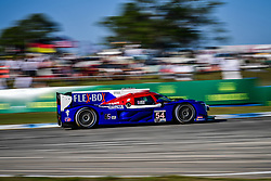 March 14, 2019 - Sebring, Etats Unis - 54 CORE AUTOSPORT (USA) NISSAN DPI NISSAN JONATHAN BENNETT (USA) COLIN BRAUN (USA) ROMAIN DUMAS  (Credit Image: © Panoramic via ZUMA Press)