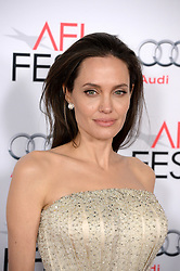 Angelina Jolie attends the AFI FEST 2015 opening Night Gala Premiere of Universal Pictures By The Sea at the TCL Chinese Theatre on November 15, 2015 in Los Angeles, CA, USA. Photo by Lionel Hahn/ABACAPRESS.COM