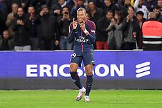 Paris SG vs Lyon - 17 September 2017