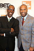 2 December 2010-New York, NY- Gregory Gates and Londell McMillian at the Imagenenation Revolution Awards sponsored by BET Networks and held at the Walter Reade Theater on December 2, 2010 at Lincoln Center in New York City. Photo Credit: Terrence Jennings