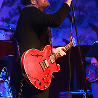 Simo performing live on the penultimate show of The Roadstars Tour at The Deaf Institute, Manchester, 2016-12-03