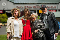 GHS Graduation Remick Family.  ©2016 Karen Bobotas Photographer