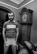 Genesis - Phil Collins at home 1981