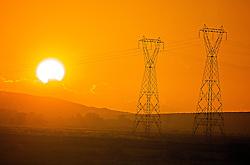 Torres de energia elétrica de alta tensão. FOTO: Jefferson Bernardes/Preview.com