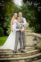 The Wedding celebration of Adelle and Gavin at Languard Manor, Isle of Wight.