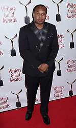 Roy Wood Jr. arrivals at the Writers Guild Awards 2019 in New York City, USA on February 17, 2019.