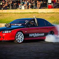 2015 Kwinana Performance Burnout Blitz at Perth Motorplex - Open Class