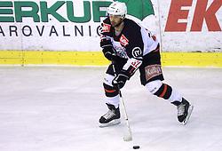 Jean Philippe Pare at 39th Round of EBEL League ice hockey match between HDD Tilia Olimpija and HK Acroni Jesenice, on December 30, 2008, in Arena Tivoli, Ljubljana, Slovenia. Tilia Olimpija won 4:3. (Photo by Vid Ponikvar / SportIda).