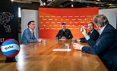 20210308 NED: Talkshow of the Dutch volleyball association, Utrecht